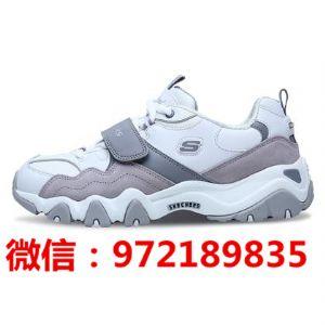 上海斯凯奇休闲健步鞋工厂价格批发代理 一件代发货图片