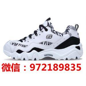 上海Skechers斯凯奇官网老爹熊猫鞋批发代理 一件代发货图片