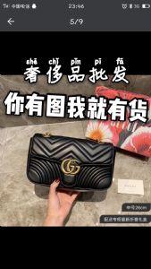 深圳南油著�计访�牌包包微商货源批发拿货免费代理一件代发