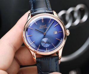男士皮带全自动机械手表 商务白领时尚潮流男士表