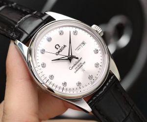 经典男士皮带全自动机械手表 商务休闲男表