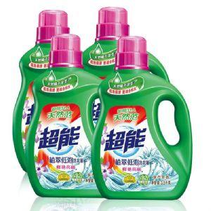 超能洗衣液3.5kg厂家批发 微商代理超能洗衣液一件代发