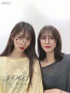 韩国防蓝光护眼平光镜情侣眼镜