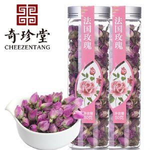 厂家货源山东平阴玫瑰花罐装可提供加工定制OEM
