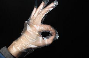 一次性加厚透明塑料手套价格