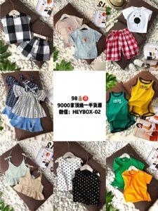 欧韩女装童装 厂家一手货源 一件代发 招加盟 包引流推广图片