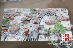 陶瓷壁画 景德镇壁画厂家