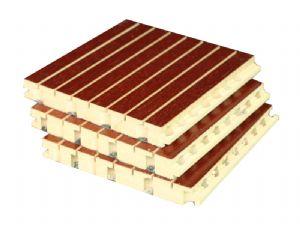 槽木吸音板会议室木质吸音板批发