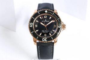 *五十寻5015-1130-52潜水表 男士全自动机械手表