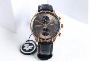 ZF葡萄牙计时系列男士全自动机械手表