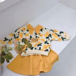 去哪里找质量好的童装货源?这里有时尚清新可爱风童装免费代理图片