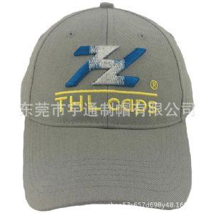 东莞实力厂家定制 3D刺绣鸭舌帽 棒球帽定制 宇通制帽
