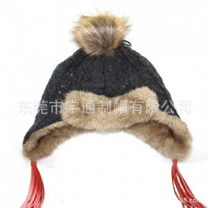东莞宇通 冬天帽防风防晒遮阳帽滑雪帽工厂定制批发