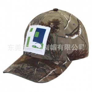 东莞宇通 迷彩棒球帽织章棒球帽遮阳帽工厂定制