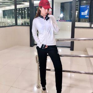 PUMA彪马女装运动套装2019秋季流行两件套休闲开衫套装