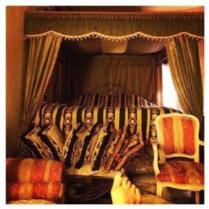 Versace范思哲大牌著�计反采嫌闷匪募�套家纺家具家居用品图片