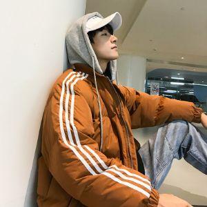 冬季外套男士棉衣棉袄面包服棉服学生情侣装短款韩版潮流
