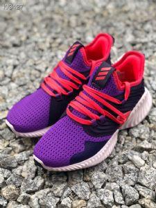 阿迪达斯阿尔法新品跑鞋AlphaBounce