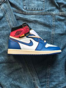 Union x Air Jordan 1 Retro Hig