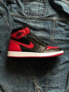 Air Jordan 1禁穿