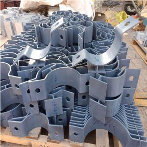 滑动保冷管托 导向保温管托 固定管道工程紧固管件