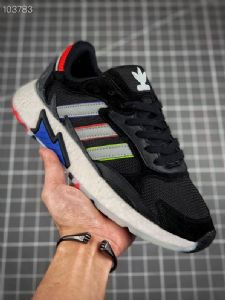 Adidas Tresc Run boost 三叶草复古跑鞋