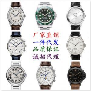 原单正品高端复刻手表瑞士机械表厂家直销 微商货源一件代发 支持货到付款 支持退换