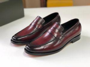 高防―比―berluti男鞋在广州工厂原厂图片