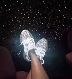 椰子YEEZY350V2满天星 真标真爆 情侣鞋