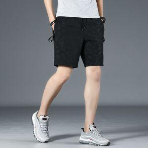 运动短裤男速干短裤夏季跑步健身短裤篮球裤透气休闲五分裤套装男