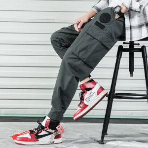 【符号公社】S1610 休闲长裤 M-2XL码 两色1