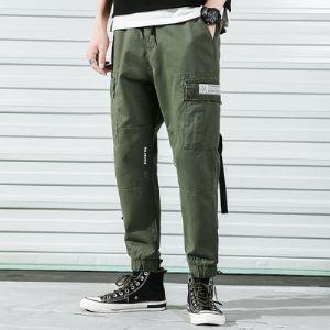 【符号公社】S1602 休闲长裤 M-2XL码 两色2