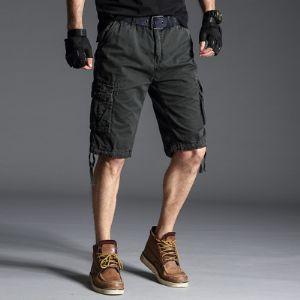 【符号公社】G3229 工装短裤29-40码 五色