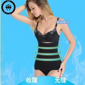 春季无缝塑身腰封女士收腹内衣 产后收腹带束缚带无缝塑身衣
