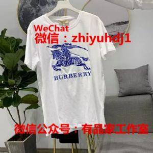 供应南京原单Burberry博柏利战马T恤代工厂货源 一件代发货图片