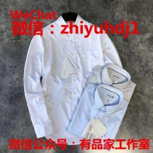 上海Lacoste法国鳄鱼专柜男装衬衫微商淘宝网店供应商一手货源图片