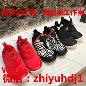原厂Adidas阿迪达斯小海马童鞋批发代理货源 一件代发图片