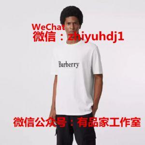 北京Burberry博柏利官网新款T恤批发代理货源一件代发图片
