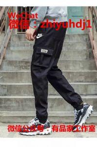广州工厂尾货NIKE耐克运动服裤代工厂的直销货源 一件代发货图片
