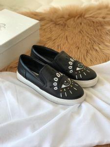 KENZO男鞋女鞋运动休闲鞋乐福鞋