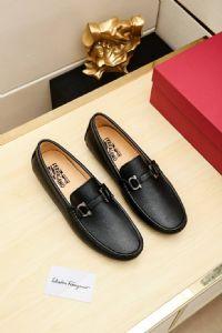 国际大牌法拉格慕【Ferragam】新款高端品质豆豆鞋