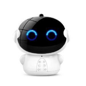 儿童智能早教机器人厂家细说AI教育发展前景