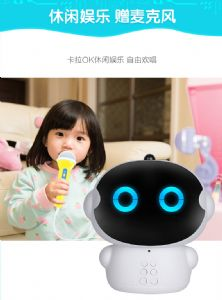 深圳早教机器人厂家教你选择市场受欢迎的智能机器人
