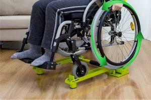 佰多轮跑步机家用款超静音折叠小型室内健身房专用轮椅骑行台