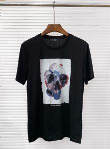 Alexander McQueen麦昆高档男装短袖T恤