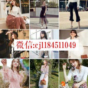 江苏品牌女装工厂货源 女装档口一件代发 价低质优